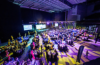 Picture by Allan McKenzie/SWpix.com - 07/03/2017 - Commercial - Leeds Sports Awards 2017 - First Direct Arena, Leeds, England - A general view of the Leeds Sports Awards 2017 with all in attendance.