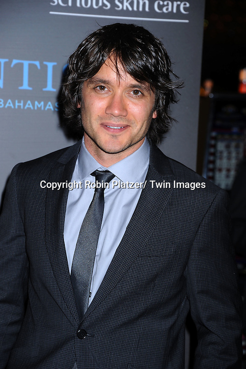 Dominic Zamprogna arriving at the 38th Annual Daytime Emmy Awards  on June 19, 2011 at The Las Vegas Hilton in Las Vegas Nevada. .photo by Robin Platzer/ Twin Images  ..21 2-935-0770