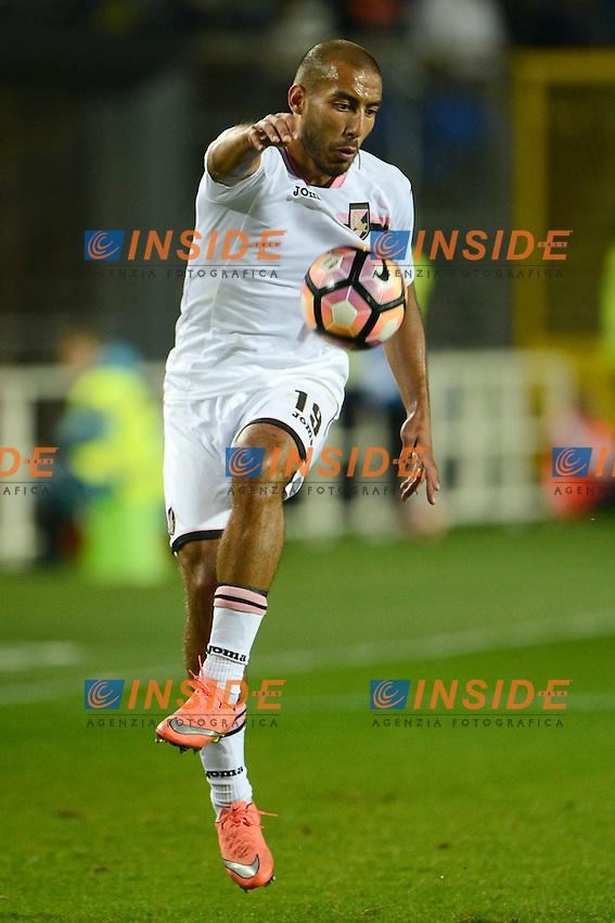 Haitam Aleesami Palermo<br /> Bergamo 21-09-2016 Stadio Ateleti Azzurri - Football Calcio Serie A Atalanta - Palermo. Foto Giuseppe Celeste / Insidefoto
