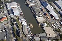 Steinwerder Hafen: EUROPA, DEUTSCHLAND, HAMBURG 03.10.2015 Steinwerder Hafen