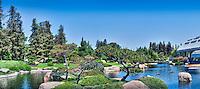 Japanese Garden, Tillman Water Reclamation Plant, Woodley Park, Lake Balboa, Van Nuys, CA