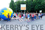 Globe parade passing through Killarney on Sunday evening