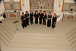 Sonata Singers in the Highlanes gallery as part of World Mental Health Week..Picture: Shane Maguire / www.newsfile.ie