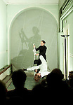 """Battersea Arts Centre Puppet Centre research and development  performances. """"The Cause of Falling""""."""