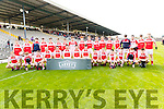 The Dingle team who were defeated Dr Crokes in the Senior County Football Semi Final in Fitzgerald Stadium on Sunday.