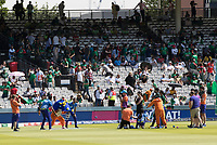 Hows Hat - lunchtime entertainment played between fans from the participating teams during Pakistan vs Bangladesh, ICC World Cup Cricket at Lord's Cricket Ground on 5th July 2019