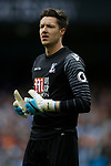 Wayne Hennessey of Crystal Palace during the English Premier League match at the Etihad Stadium, Manchester. Picture date: May 6th 2017. Pic credit should read: Simon Bellis/Sportimage