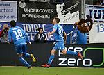 10.03.2019, PreZero-Arena, Sinsheim, GER, 1.FBL, TSG 1899 Hoffenheim vs 1. FC N&uuml;rnberg , <br />DFL  regulations prohibit any use of photographs as image sequences and/or quasi-video.<br />im Bild<br />Andrej Kramaric (Hoffenheim) freut sich &uuml;ber das Tor zum  1:0<br /> <br /> Foto &copy; nordphoto / Bratic