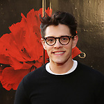 "Casey Cott attends the Broadway Opening Night Performance of ""Hadestown"" at the Walter Kerr Theatre on April 17, 2019  in New York City."