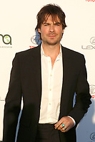 LOS ANGELES - SEP 23:  Ian Somerhalder at the 27th Environmental Media Awards at the Barker Hangaer on September 23, 2017 in Santa Monica, CA