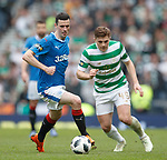 15.04.2018 Celtic v Rangers scottish cup SF:<br /> jamie Murphy