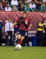 Robbie Rogers. The USMNT tied Mexico, 1-1, during their game at Lincoln Financial Field in Philadelphia, PA.