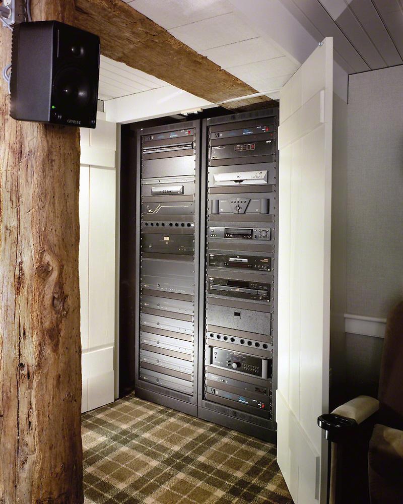 Quality Install Rack Closet