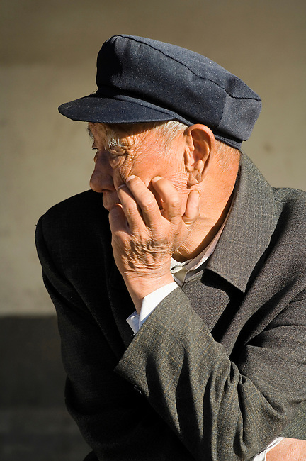 Elderly Male, Bejing, China