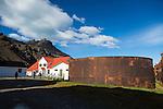 Grytviken, South Georgia, Great Britain, UK