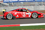 Alessandro Balzan (63), Driver of Scuderia Corsa Michelotto Ferrari 458 in action during the Grand-Am of the Americas practice and qualifying sessions at the Circuit of the Americas race track in Austin,Texas...