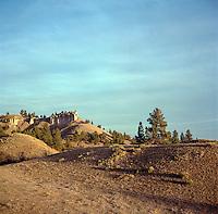 Trope Ranch near Hullett, Wyoming, Wednesday, November 7, 2012.<br /> <br /> <br /> Photo by Matt Nager