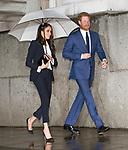 Meghan Markle & Prince Harry Attend Endeavour Awards