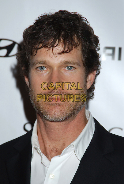 DYLAN WALSH.Movieline's Hollywood Life Honors 2004 Breakthrough Awards held at the Henry Fonda Music Box Theatre. .December 12th, 2004.headshot, portrait, stubble, facial hair, beard.www.capitalpictures.com.sales@capitalpictures.com.© Capital Pictures.