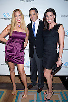 Joanna Popper, Ralph Serrana, and Katherine Wald attend The Boys and Girls Club of Miami Wild About Kids 2012 Gala at The Four Seasons, Miami, FL on October 20, 2012