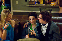 Sex Drive (2008) <br /> Josh Zuckerman, Clark Duke &amp; Jessica Just<br /> *Filmstill - Editorial Use Only*<br /> CAP/MFS<br /> Image supplied by Capital Pictures