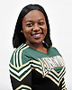 Ayanna Wesley of Longwood poses for a portrait during the Newsday All-Long Island cheerleading photo shoot at company headquarters on Tuesday, Mar. 15, 2016.