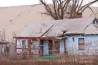 Picher is considered the most toxic site in the US was the top priority for the Tar Creek Superfund.  The EPA has declared Picher to be one of the most toxic areas in the United States, and beyond being able to be cleaned up.  A government buyout, and a devastating tornado in 1998 turned a once thriving mining town into a ghost town almost overnight.  Picher ceased to exist offically as a town on Sept. 1, 2009.