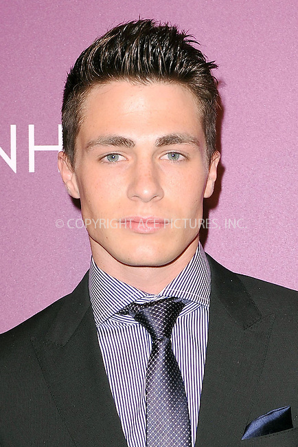 WWW.ACEPIXS.COM . . . . . .November 4, 2010...New York City....Colton Hayes attends the 2010 Hugo Boss Prize at the Solomon R. Guggenheim Museum on November 4, 2010 in New York City....Please byline: KRISTIN CALLAHAN - ACEPIXS.COM.. . . . . . ..Ace Pictures, Inc: ..tel: (212) 243 8787 or (646) 769 0430..e-mail: info@acepixs.com..web: http://www.acepixs.com .