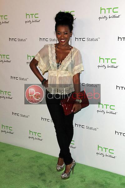 Denyce Lawton<br /> at the HTC Status Social, Paramount Studios, Hollywood, CA. 07-19-11<br /> David Edwards/DailyCeleb.com 818-249-4998