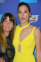 Gal Gadot & Patty Jenkins at the 2018 Palm Springs Film Festival Awards at Palm Springs Convention Center, USA 02 Jan. 2018<br /> Picture: Paul Smith/Featureflash/SilverHub 0208 004 5359 sales@silverhubmedia.com