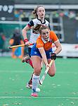 HUIZEN - Hockey - Myrthe van Kesteren (Bldaal)   .Hoofdklasse hockey competitie, Huizen-Bloemendaal (2-1) . COPYRIGHT KOEN SUYK