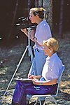 Sarah Borrey & Sheila Field Doing Video Trails