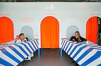 Nederland Eindhoven  2015. Dutch Design Week. 9 dagen lang presenteert DDW op 100 locaties processen, experimenten en ideeën, antwoorden en oplossingen van 2400 designers.Studio Knol, Atlelier Eclipse