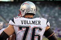 OT Sebastian Vollmer (Patriots)