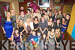 Michelle Hurley, O'Donovan Court, Killarney seated centre with her family and friends celebrated her 30th Birthday in O'Rian Bar & Restaurant High Street, KIllarney on Saturday night...