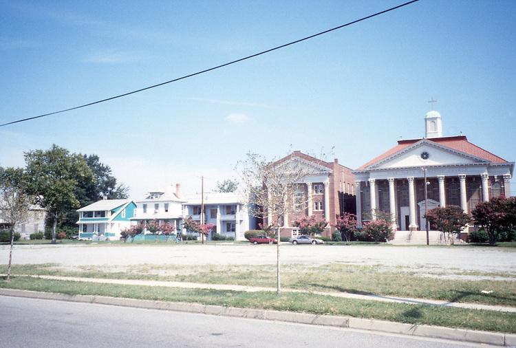 1996 August 09..Redevelopment.Church Street..CAPTION...NEG#.NRHA#..