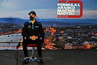 Motorsports: FIA Formula One World Championship, WM, Weltmeisterschaft 2020, Grand Prix of Hungary Motorsports: FIA Formula One World Championship 2020, Grand Prix of Hungary, 6 Nicholas Latifi CAN, Williams Racing