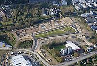 Schilfpark: EUROPA, DEUTSCHLAND, HAMBURG, (EUROPE, GERMANY), 30.10.2017: Schilfpark