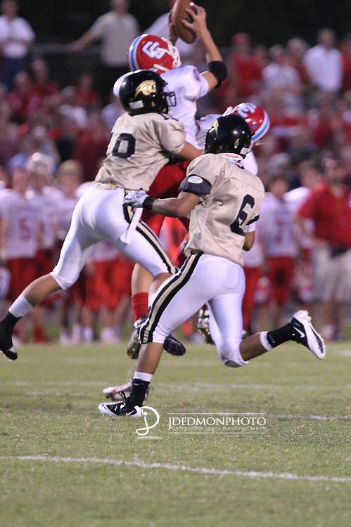 Catholic 38- Providence 13  Charlotte Catholic vs Providence High School