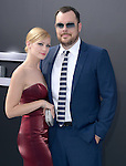Beth Behrs and Michael Gladis attends The Paramount Pictures L.A. Premiere of Terminator Genisys held at The DolbyTheatre  in Hollywood, California on June 28,2015                                                                               © 2015 Hollywood Press Agency
