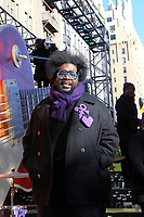 New York, NY-November 23: Recording Artist QuestLove of The Roots and the Jimmy Fallon Show attends the 91st Annual Macy's Thanksgiving Day Parade on November 23, 2017 held in New York City Credit: mpi43/MediaPunch /NortePhoto.com NORTEPHOTOMEXICO