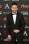 Juan Antonio Bayona attends 30th Goya Awards red carpet in Madrid, Spain. February 06, 2016. (ALTERPHOTOS/Victor Blanco)