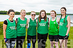 The St Brendans crew at the Killarney Regatta in Killarney Golf and Fishing club on Monday  louise McCrohan, Tricia Casey, Nicola Mangan, Karen Parker, Emer Casey and April foley