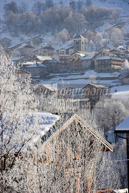 Europe/France/Rhone-Alpes/73/Savoie/Saint-Martin-de-Belleville: La station village