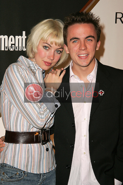 Frankie Muniz and friend<br />