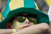 SÃO PAULO, SP 22.06.2019: PERU-BRASIL - Torcida. Peru e Brasil durante partida válida pela terceira rodada do grupo A da Copa América Brasil 2019, que acontece na Arena Corinthians, zona leste da capital paulista na tarde deste sábado (22). (Foto: Ale Frata/Código19)