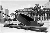 """From """"Miami in Black and White"""" series<br /> Downtown Miami, FL"""
