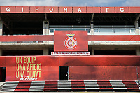 General Ground View before Girona FC vs Tottenham Hotspur, Friendly Match Football at Estadi Montilivi on 4th August 2018