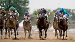 June 7, 2019 : #3, Catalina Cruiser, ridden by jockey Joel Rosario, wins the True North on Belmont Stakes Festival Friday at Belmont Park in Elmont, New York. Scott Serio/Eclipse Sportswire/CSM