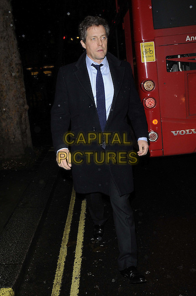 LONDON, ENGLAND - NOVEMBER 11: Hugh Grant attends the &quot;Wounded: The Legacy of War&quot; book launch party, National Portrait Gallery on November 11, 2013 in London, England, UK.<br /> CAP/CAN<br /> &copy;Can Nguyen/Capital Pictures
